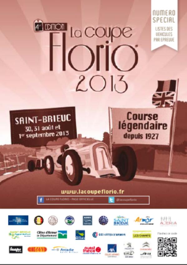 la brochure 2013